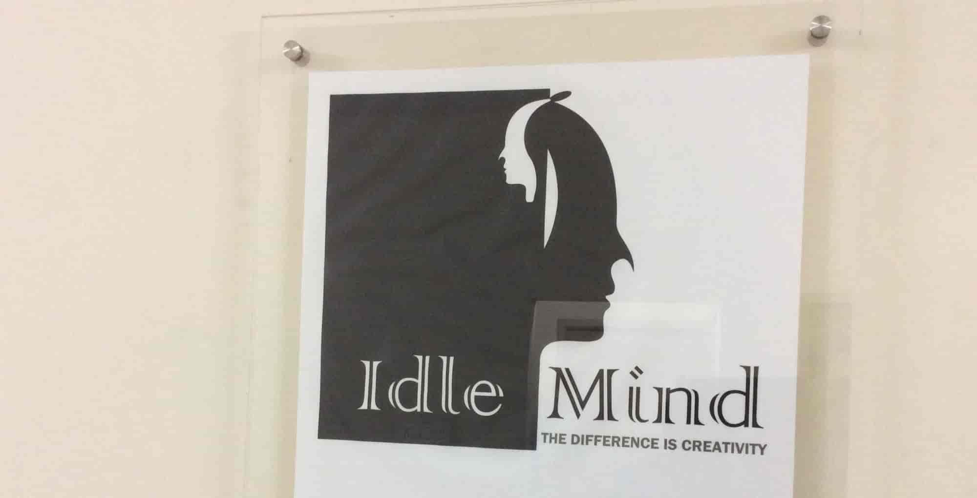 Idle Mind, Virugambakkam - Brochure Designers in chennai