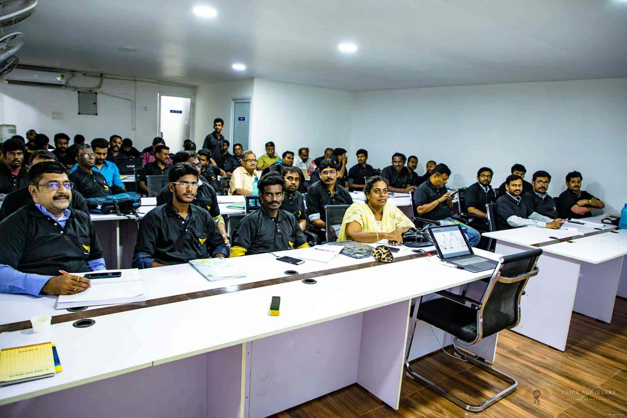 Trade Achievers Training Academy Pvt Ltd, Arumbakkam - Share