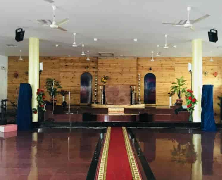 Calvary Evangelical Fellowship, Velacheri - Churches in