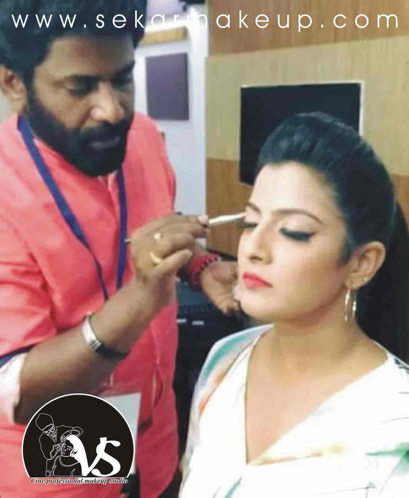 ... chennai veera sekar cine professional makeup studio k k nagar vira sekar cine professional makeup studio hair ...