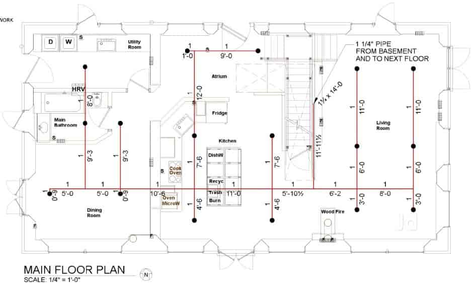 Pillar Designs Plumbing AND FIRE Protection Consultancy