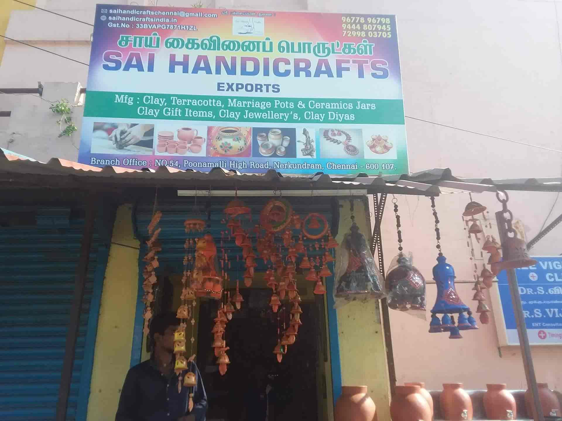 Sai Handi Crafts, Nerkundram-Koyambedu - Handicraft Item