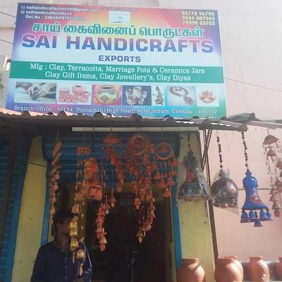Sai Handi Crafts, Nerkundram Koyambedu - Handicraft Item