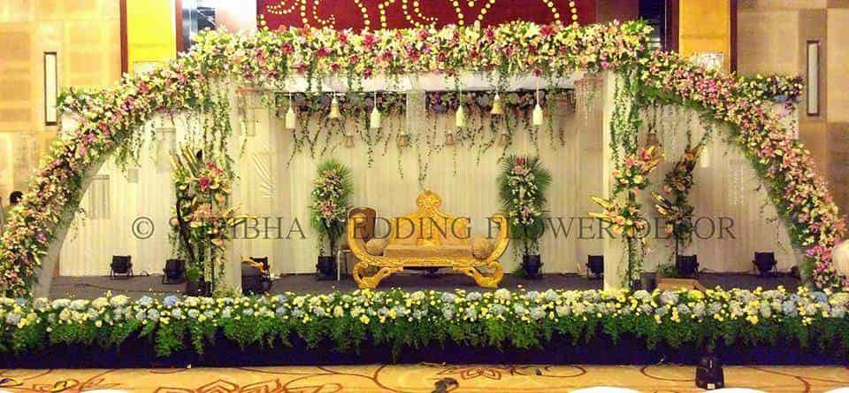List of amazing wedding decorators in chennai bigfday shribha wedding decorators junglespirit Choice Image