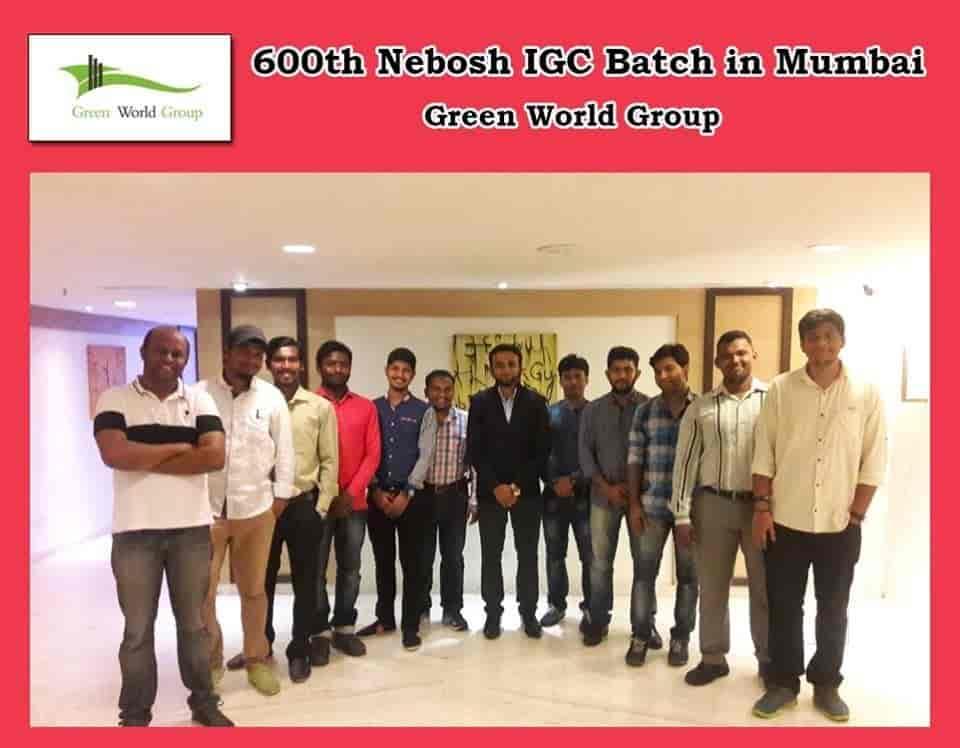 Green World Management Consultants Training Institute Arumbakkam