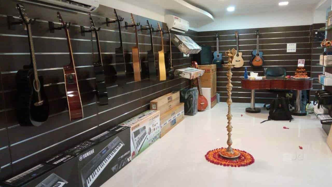 Inside View - SHRI Musicals Images, Tambaram Sanatorium, Chennai - Musical Instrument Dealers