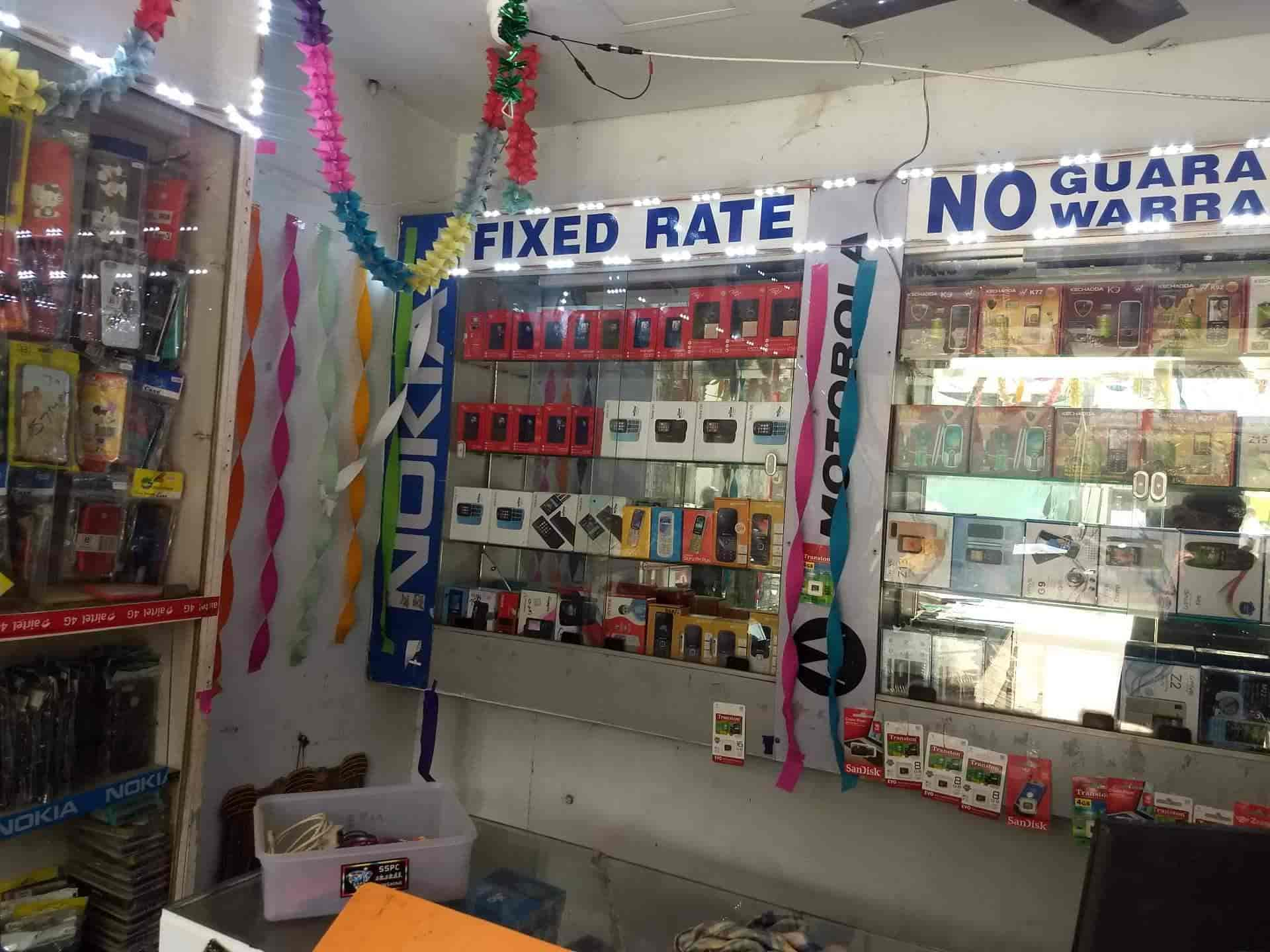New Shop, MGR Nagar-Nesapakkam - Mobile Phone Dealers in