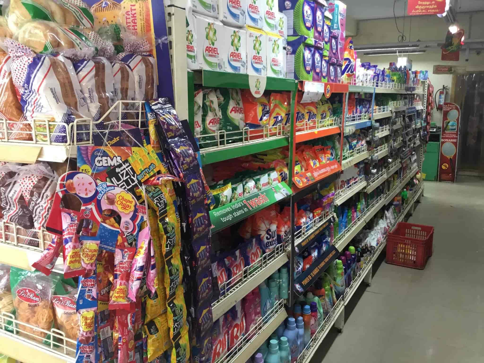 Chennai Fresh Supermarket, Thiruverkadu, Chennai - Water