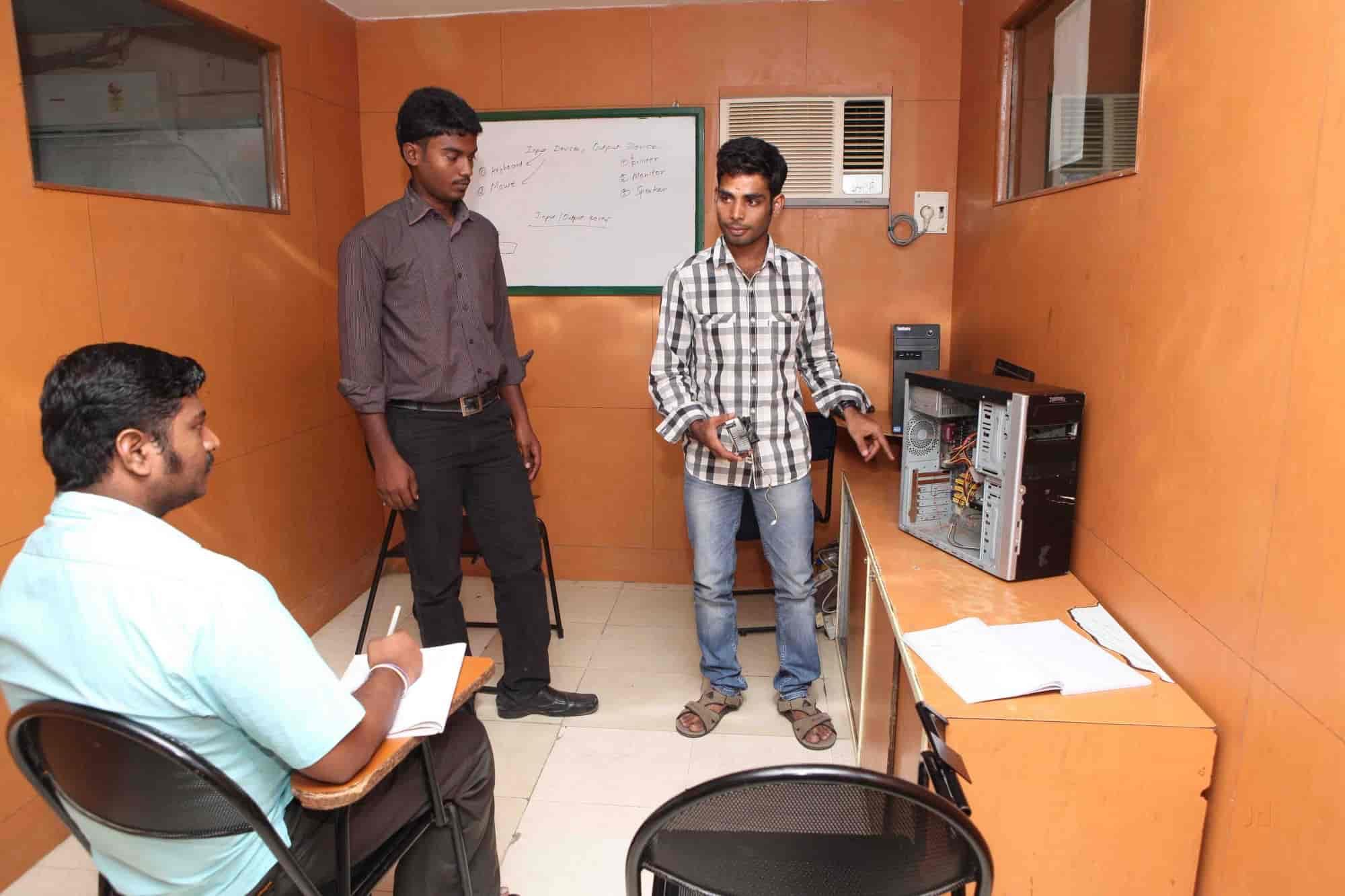 Softlogic Systems Pvt Ltd, K K Nagar - Computer Training Institutes