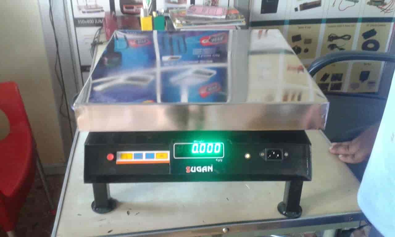 Sugan Technologies, Nandambakkam Kudiyiruppu - Weighing Machine ...