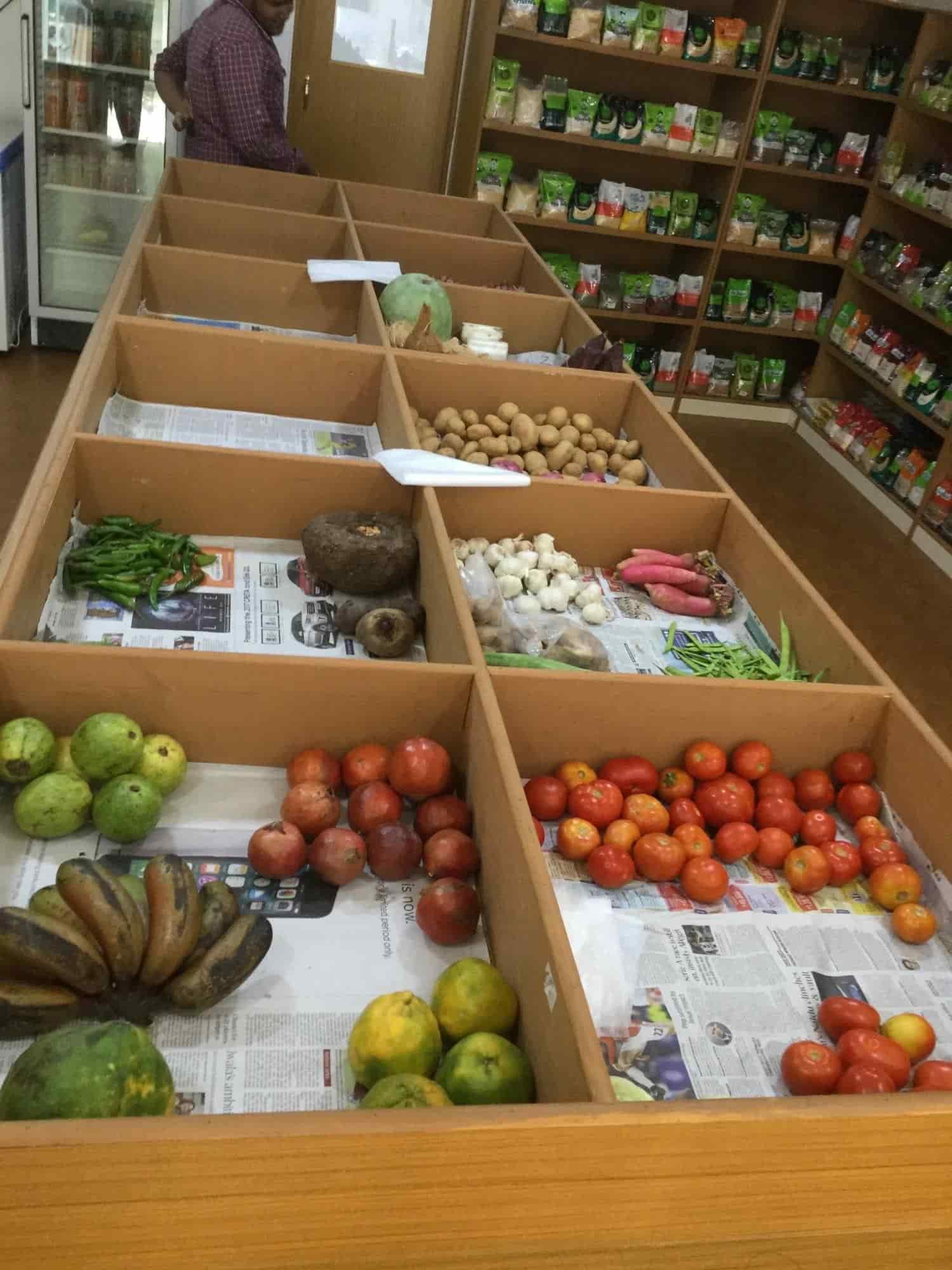 Tirya Organic World, Saligramam - Organic Food Retailers in