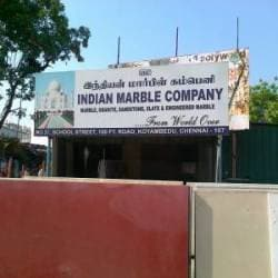 Indian Marble Company, Koyambedu - Tile Dealers in Chennai - Justdial