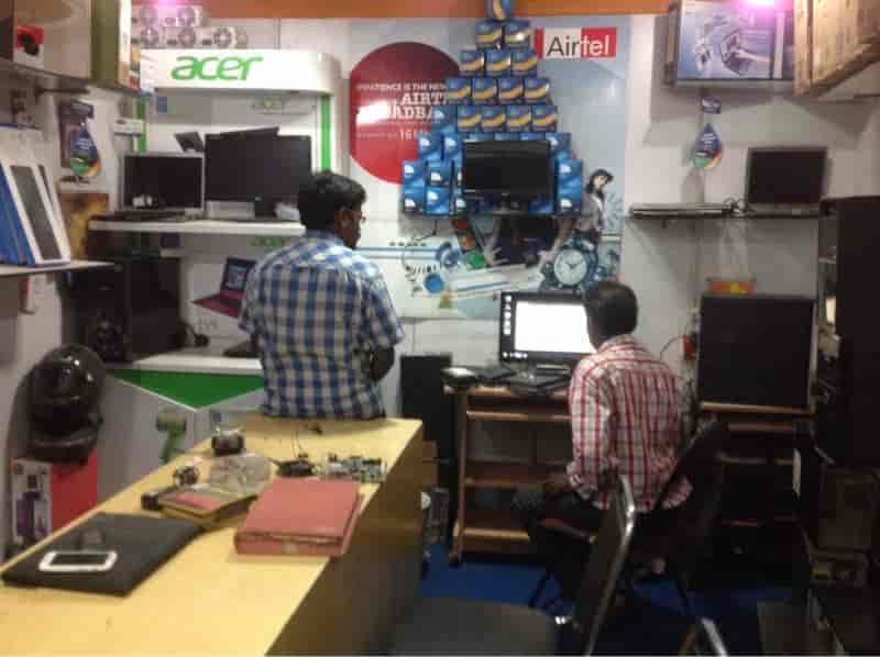 Target Computers, Madipakkam - Computer Repair & Services in
