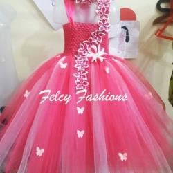 570d5c92e185 ... Pink Colour Frock - Felcy Fashions Photos, Porur, Chennai - Children  Readymade Garment Retailers ...