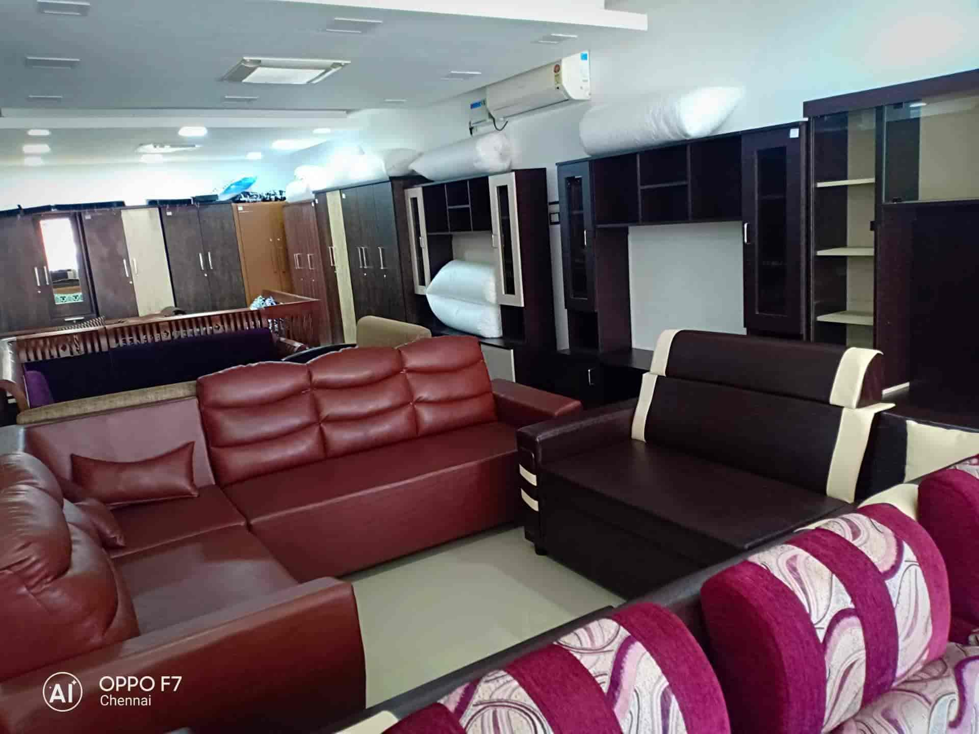 Fair Deal Exotic Furniture Gowrivakkam Sofa Manufacturers In