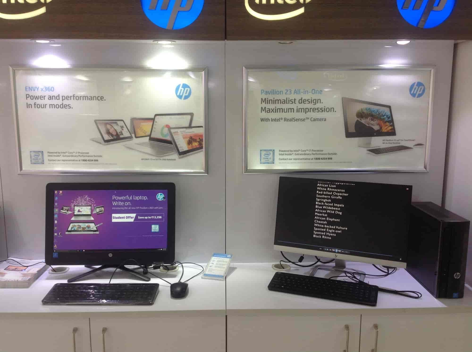 HP World, Porur - Computer Repair & Services in Chennai