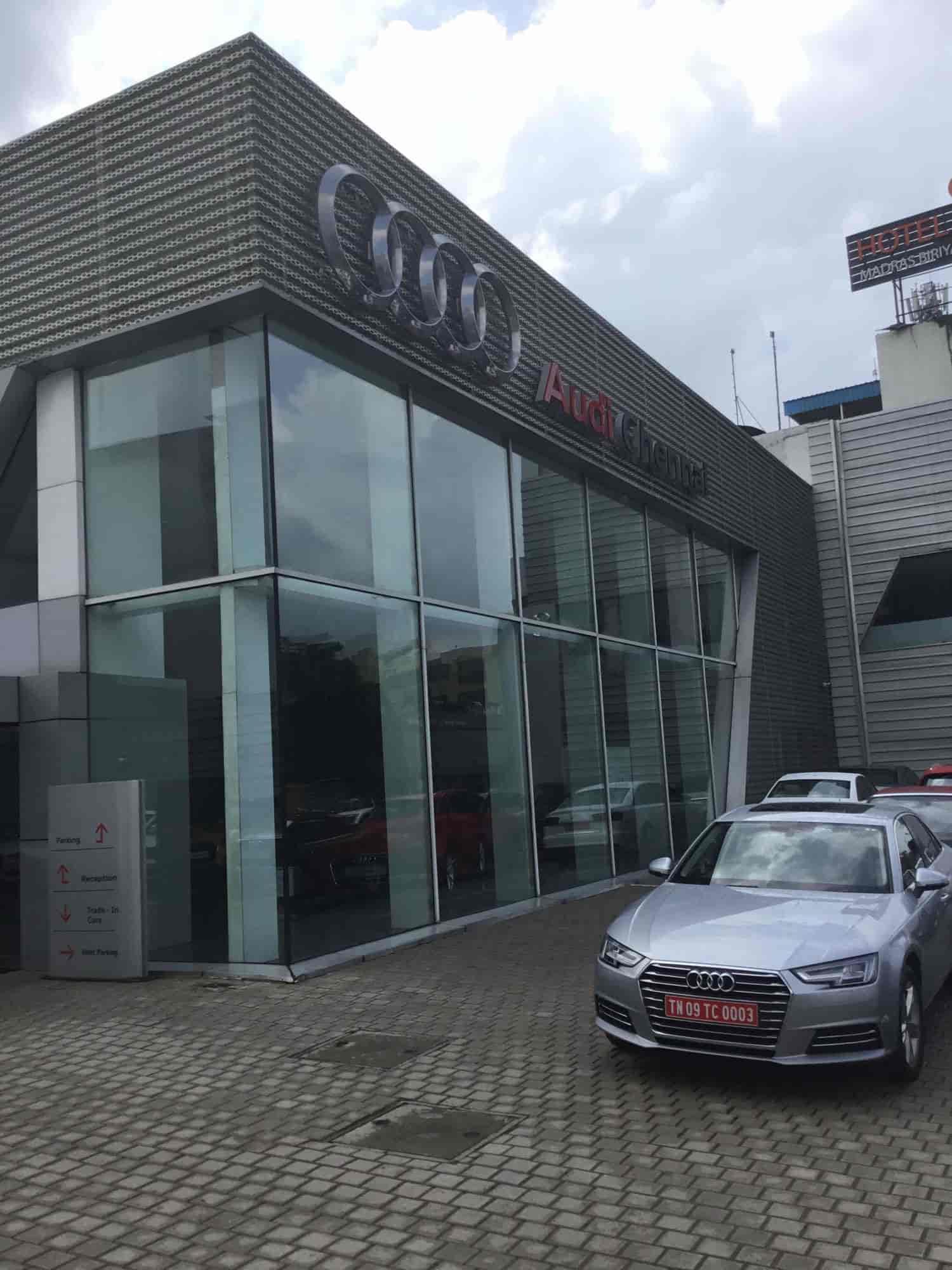 Audi Chennai In Nandanam Chennai Justdial