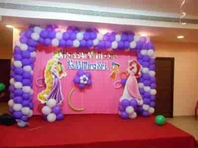 7 Star Balloon Decoration Perambur Barracks Balloon Decorators in