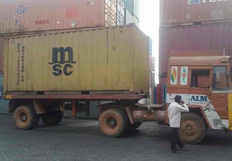 MSC Agency India Pvt Ltd, Ethiraj Salai - Shipping Agents in