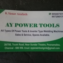 Poonamallee Item Contact Number