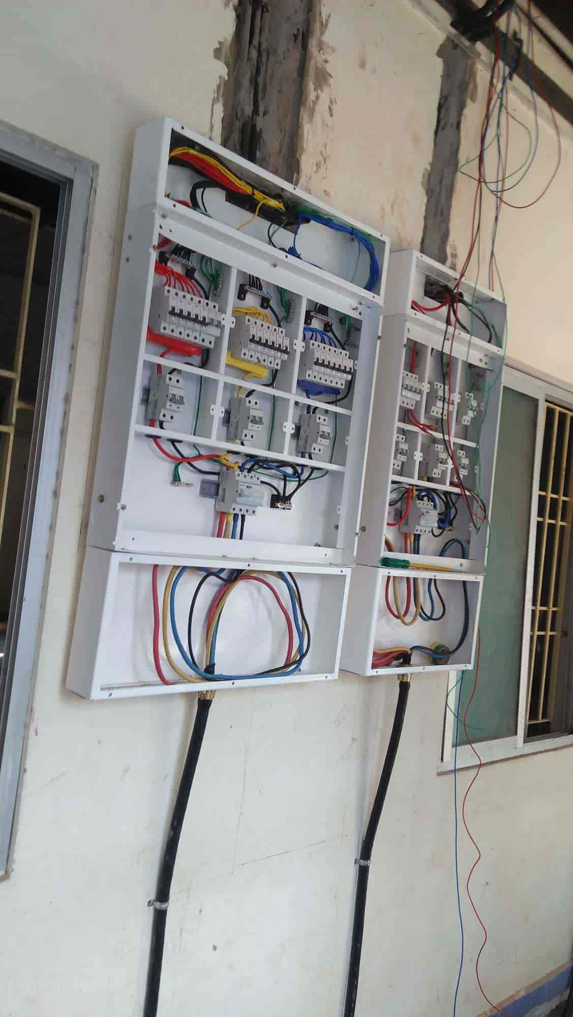 Electrical Wiring Contractor In Chennai