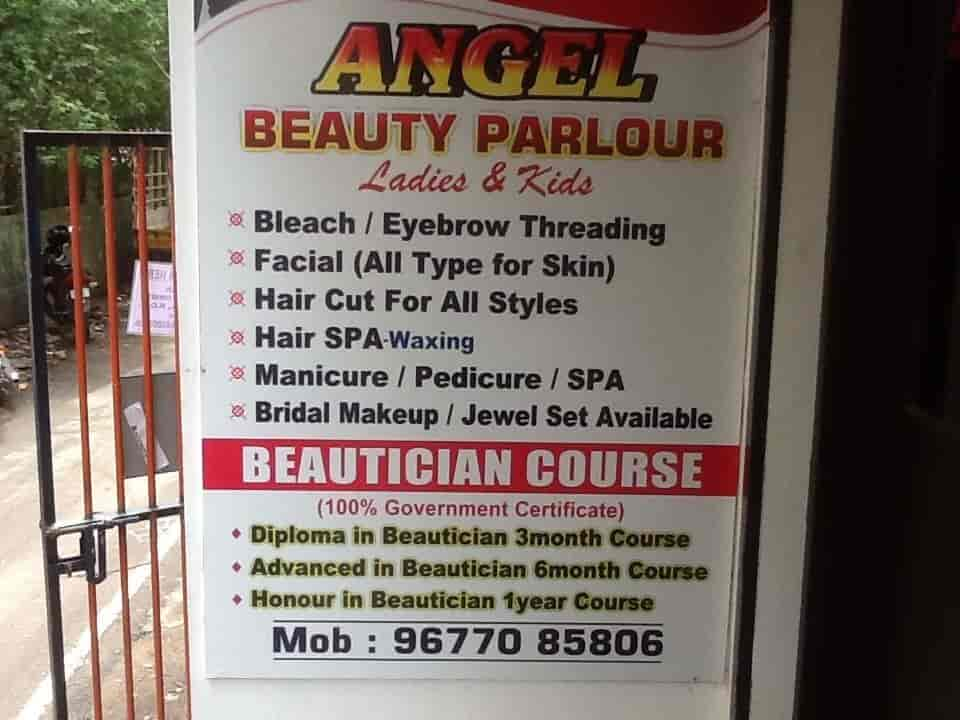 Angel Beauty Parlour, Choolaimedu - Beauty Parlours in Chennai