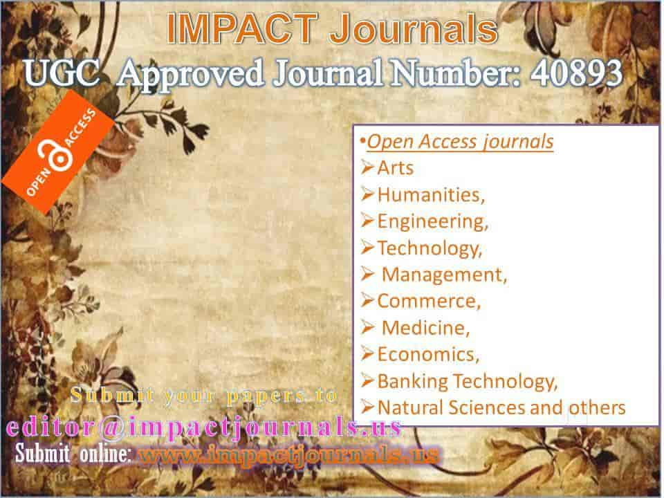 Impact Journals, Tambaram East - Project Consultants in