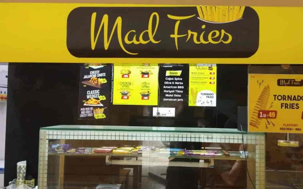 Image result for MAD FRIES ANNA NAGAR