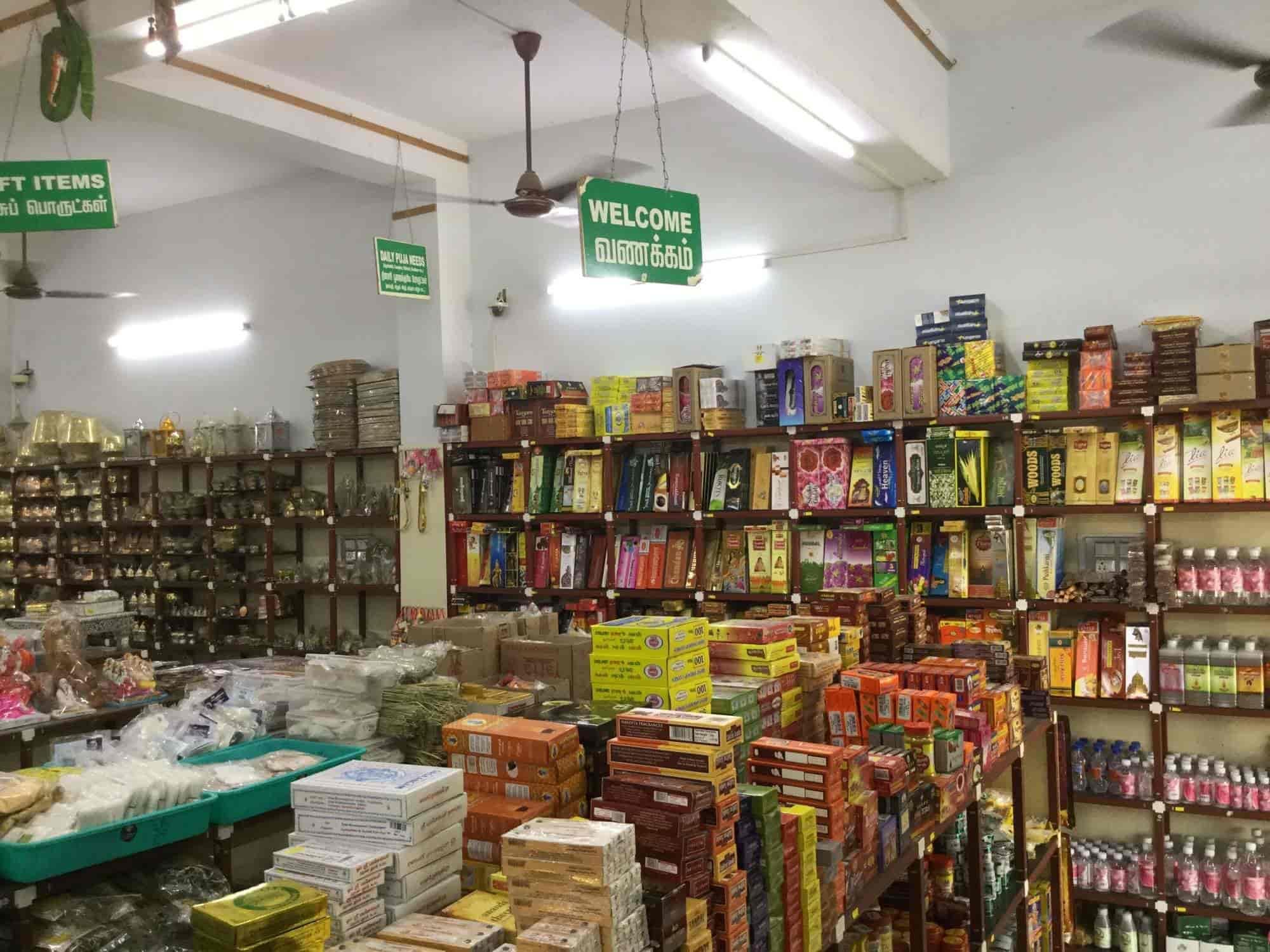 Giri Trading Agency Pvt Ltd, Tambaram West - Puja Item Dealers in