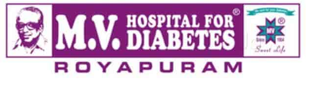 mv diabetes vadapalani