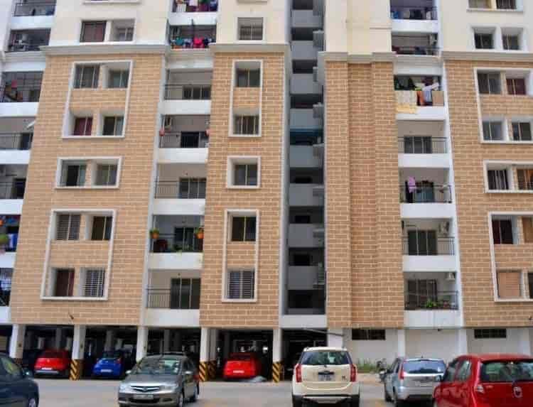 Exterior Orchid Springs Photos Kotturpuram Chennai Apartment Hotels Rs 1001 To
