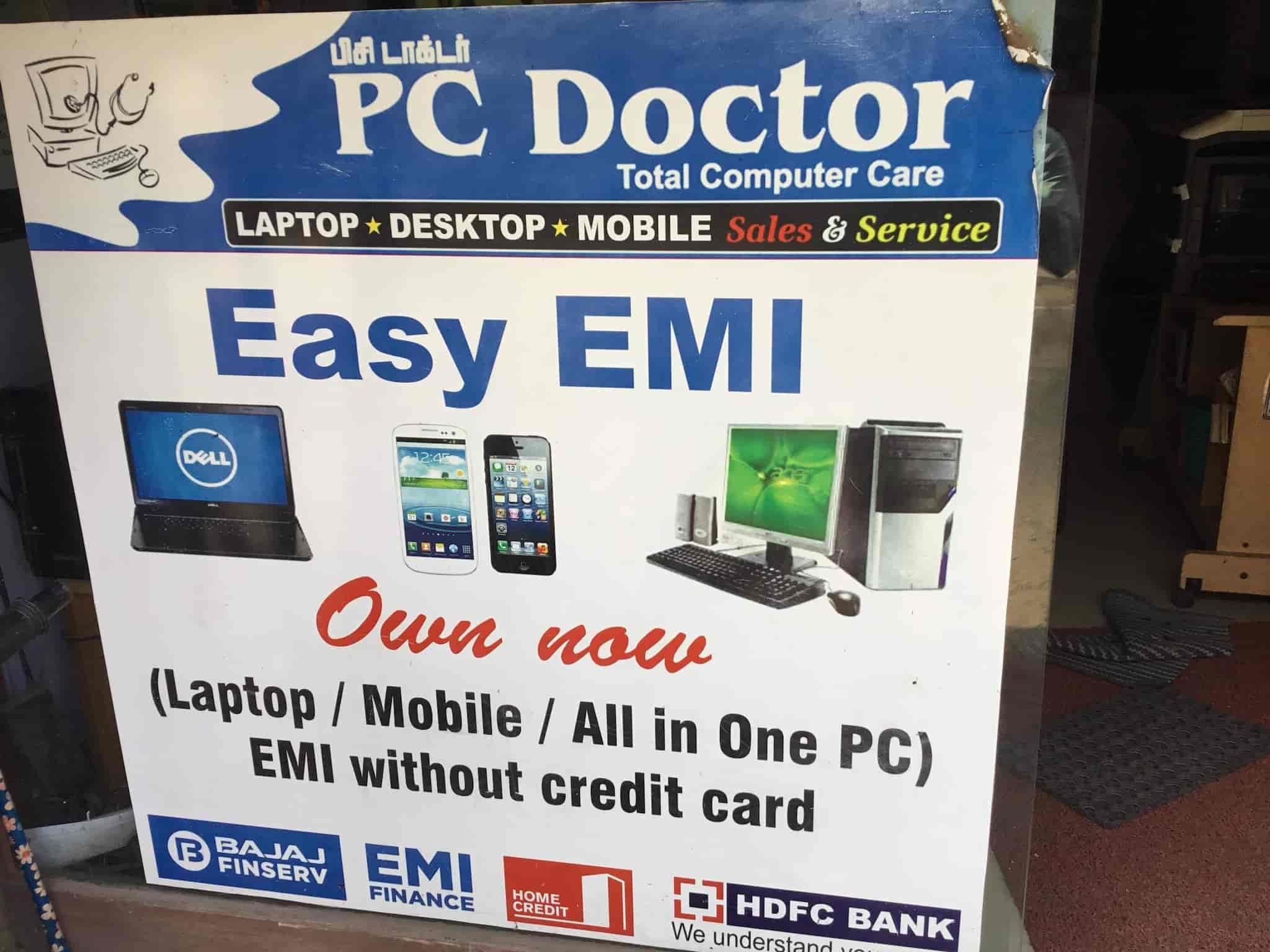 PC Doctor Total Computer Care, Choolaimedu - Computer Repair
