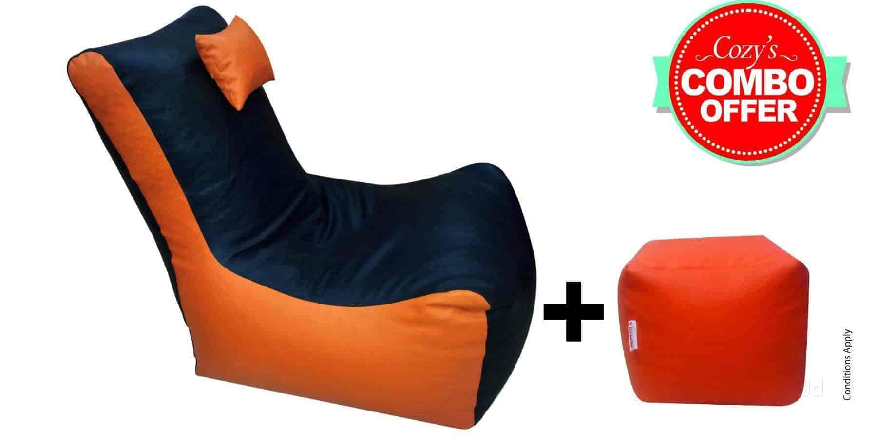 Amazing Cozy Bean Bags Anna Nagar Bean Bag Dealers In Chennai Gamerscity Chair Design For Home Gamerscityorg