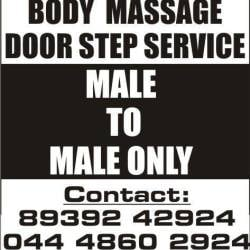 7 Sea Men's Spa, Arumbakkam - Massage Centres For Men in Chennai