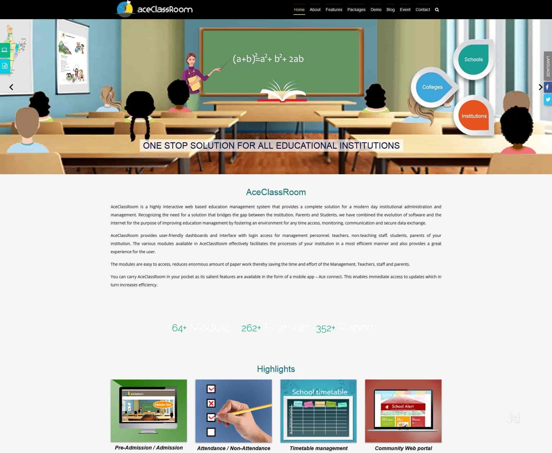 Acestra Networks Pvt Ltd, Mylapore - Internet Website