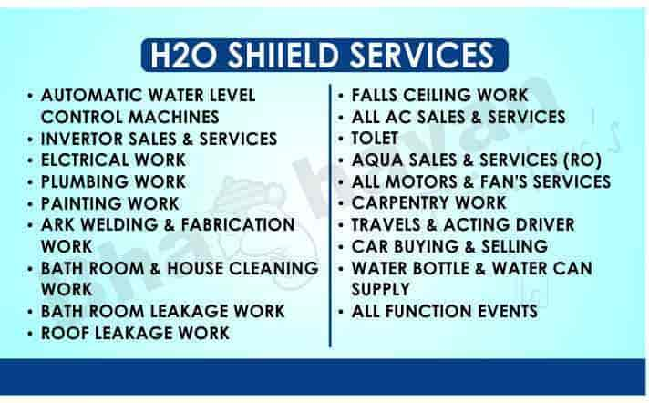 H 2 O Shiield in Vandalur, Chennai - Justdial