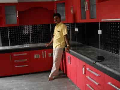 Ramya Modular Kitchen Photos Valasaravakkam Chennai Pictures