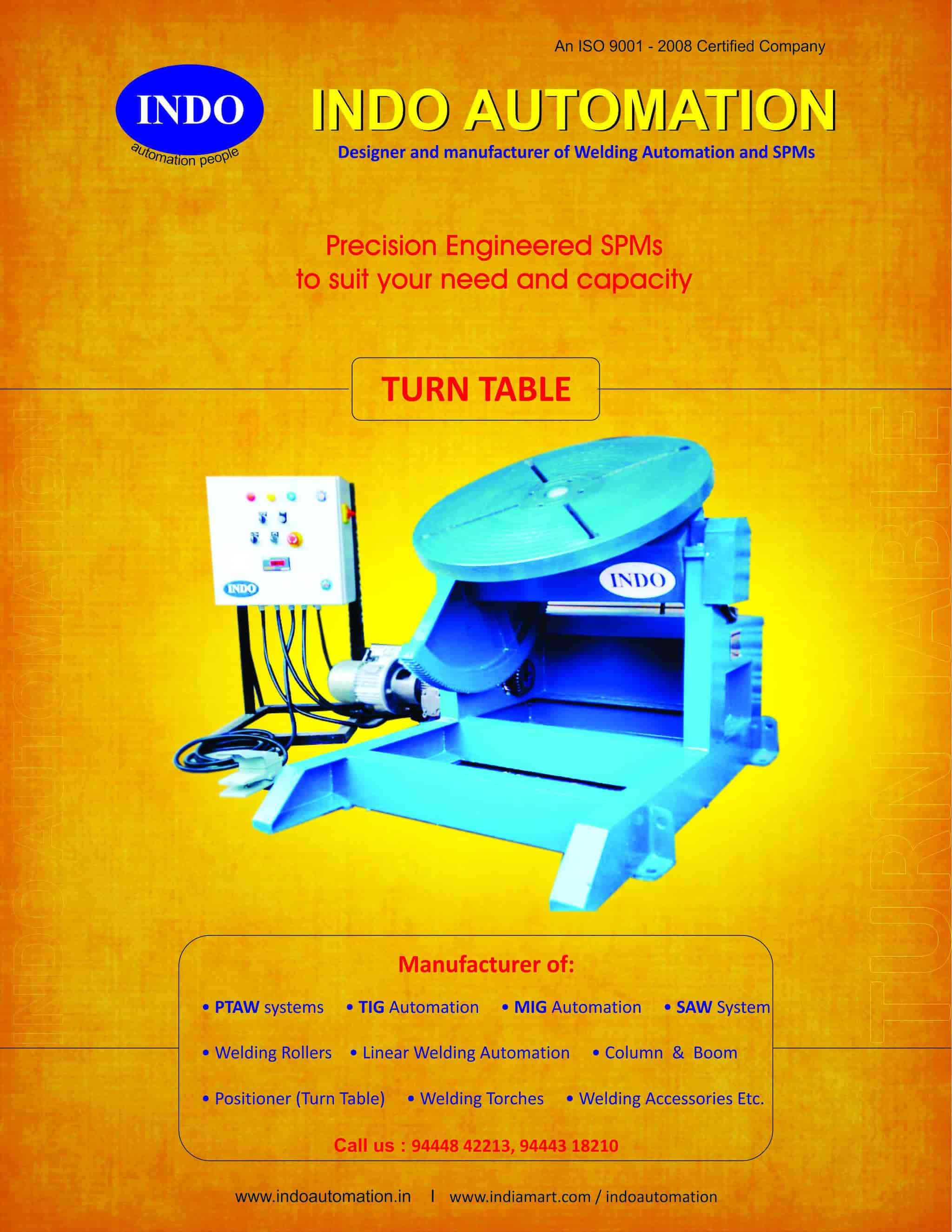 Indo Automation Photos, Porur, Chennai- Pictures & Images Gallery