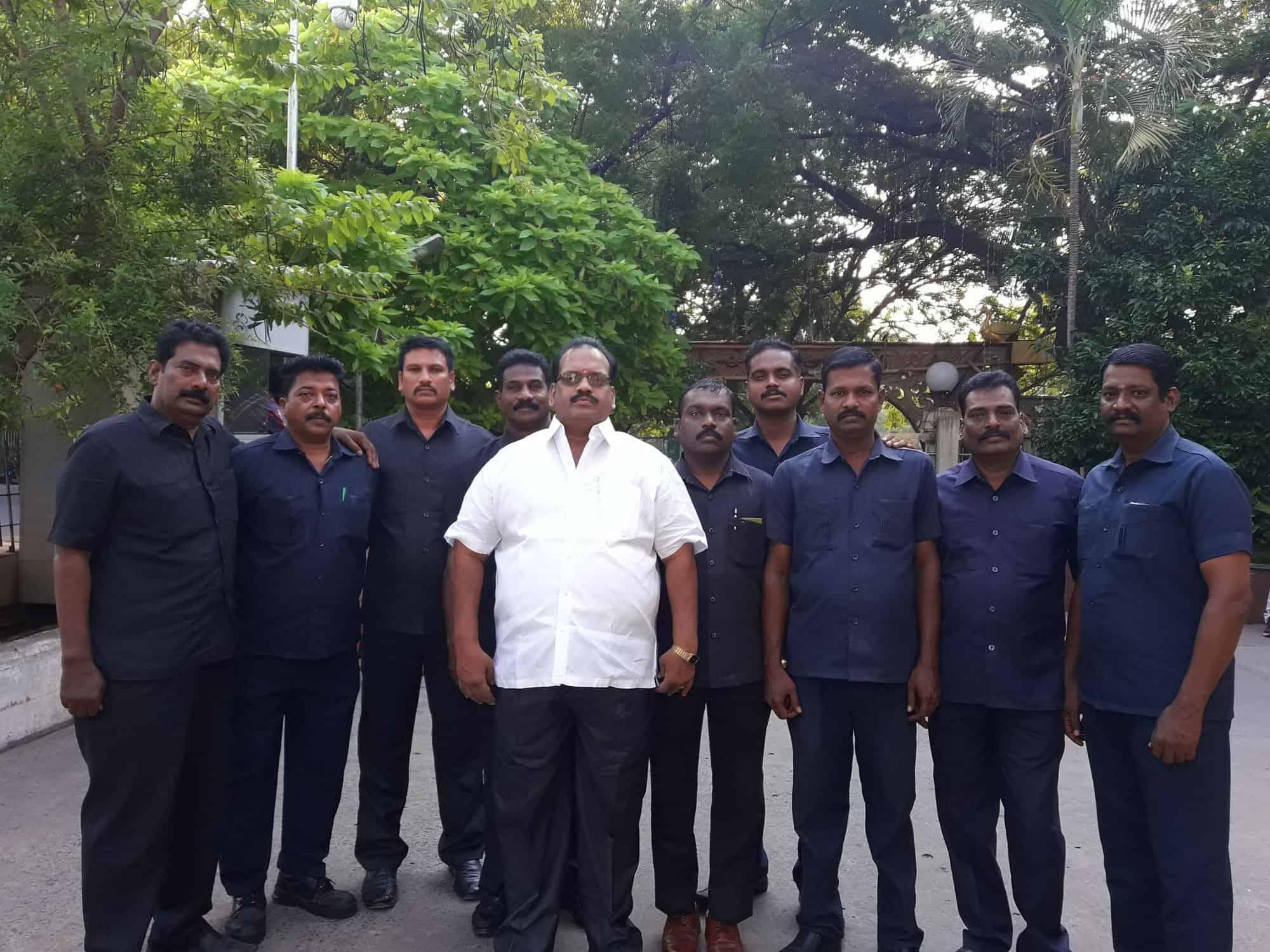 Nedunchezhiyan Bouncer Service, Egmore - Security Escort Services in  Chennai - Justdial