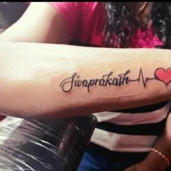 Needle Art Tattoo S Royapuram Tattoo Artists In Chennai Justdial