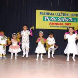 Mahima Cultural Center, Mylapore - Language Classes For