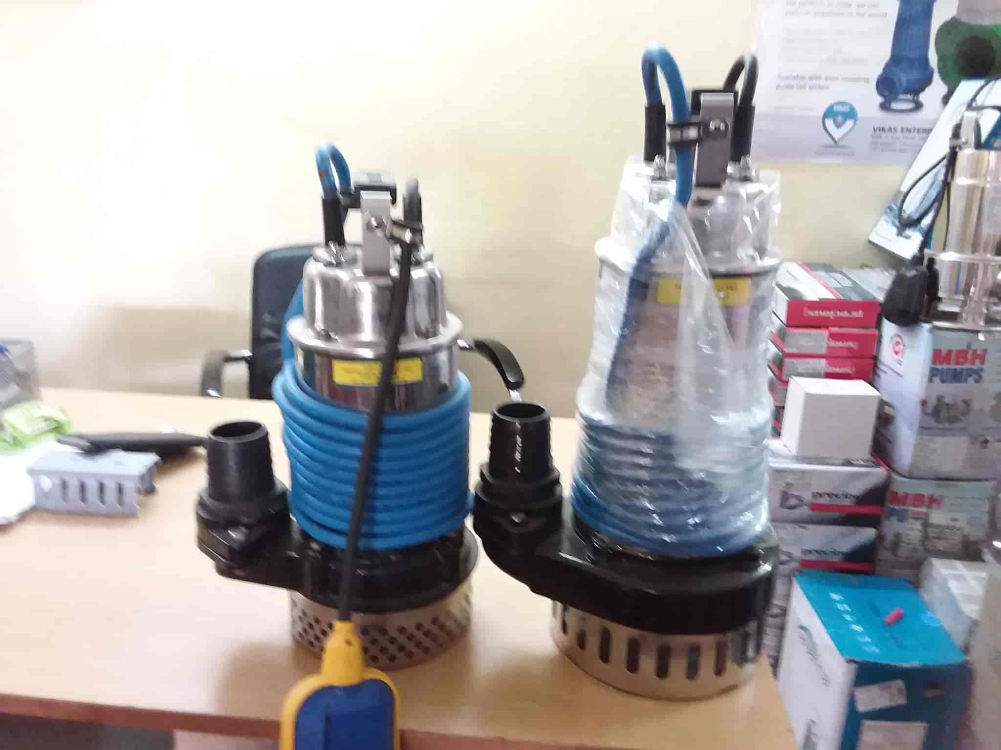 Toshio Pumps