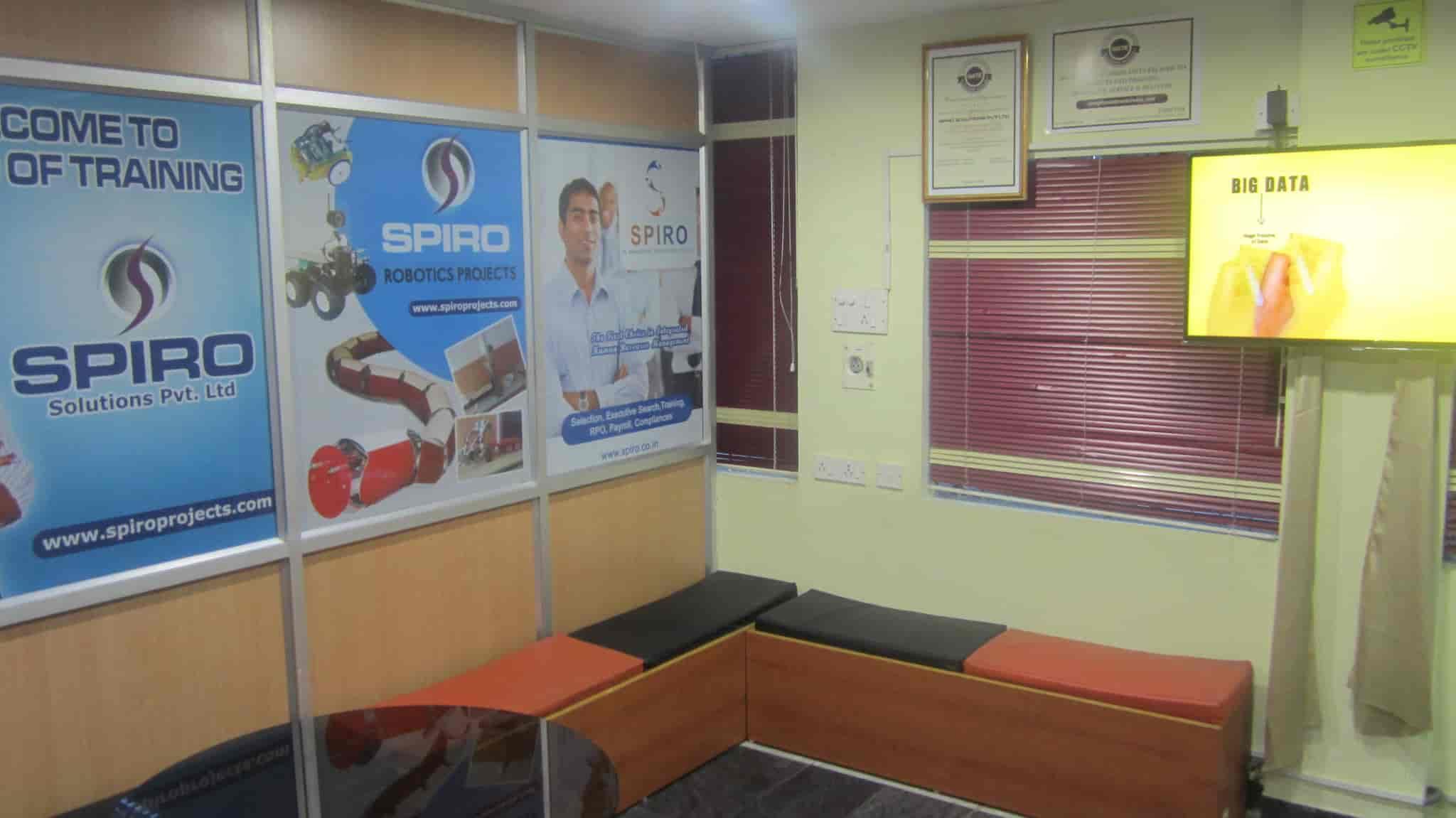 Spiro Solutions Pvt Ltd, T Nagar - Project Consultants in Chennai