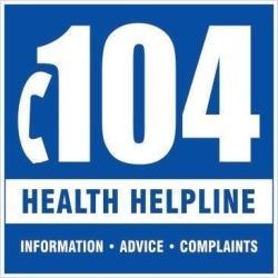 104 (Health Helpline), Triplic...