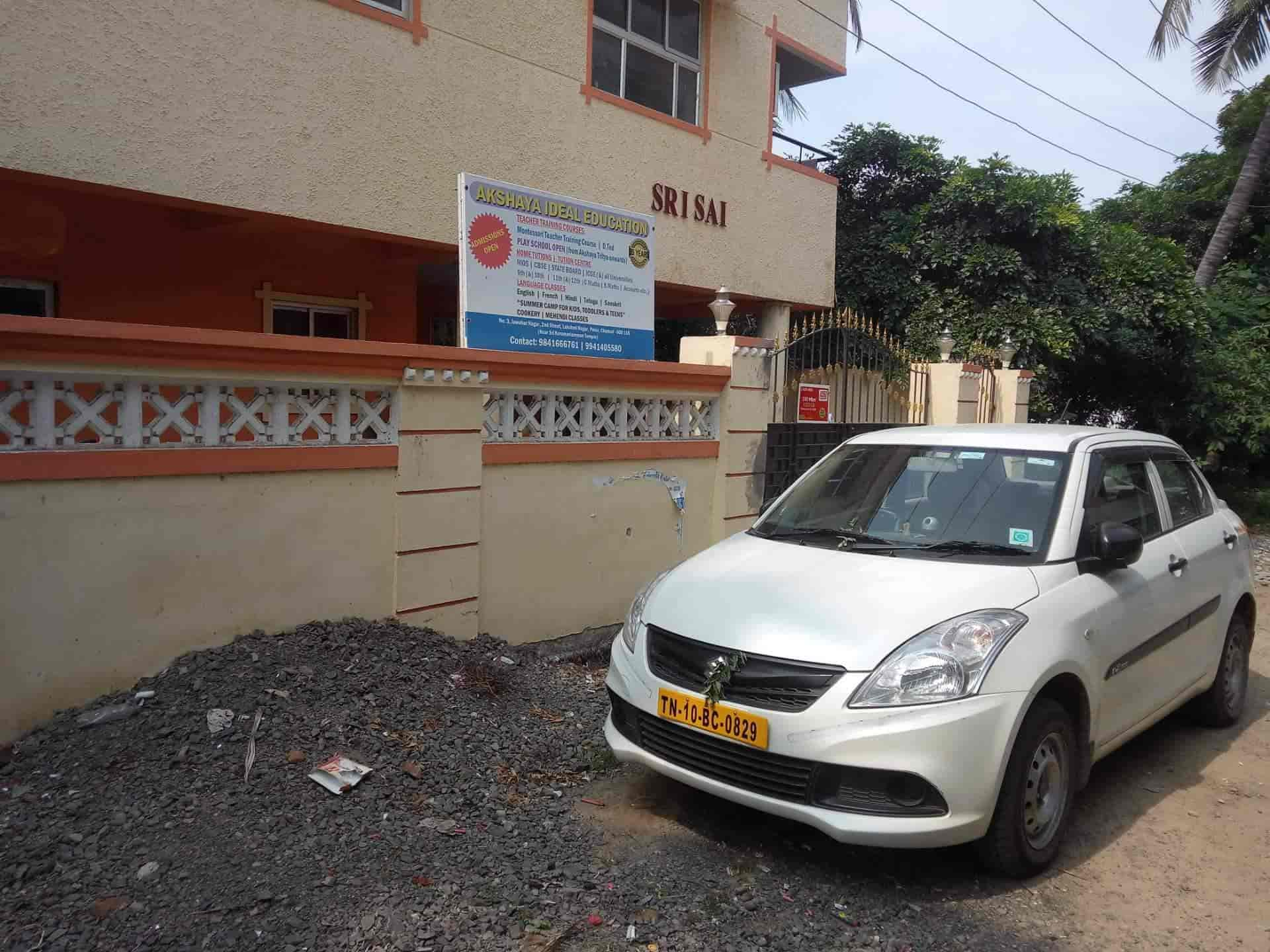 Akshaya Ideal Education, Porur - Hindi Tutorials in Chennai - Justdial