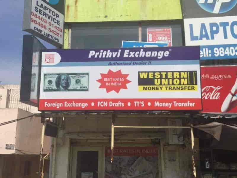 Foreign Currency Exchange | Best Money Exchange in OMR Chennai