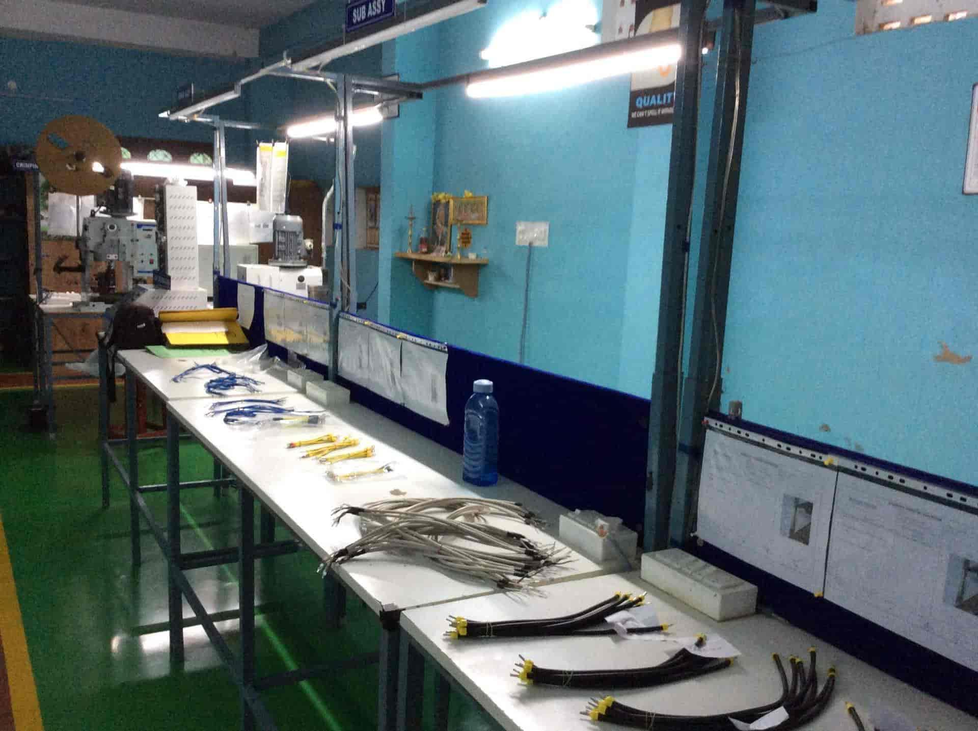 srisai wiring harness pvt ltd, nazarethpettai - electrical wiring harness  manufacturers-minda in chennai - justdial