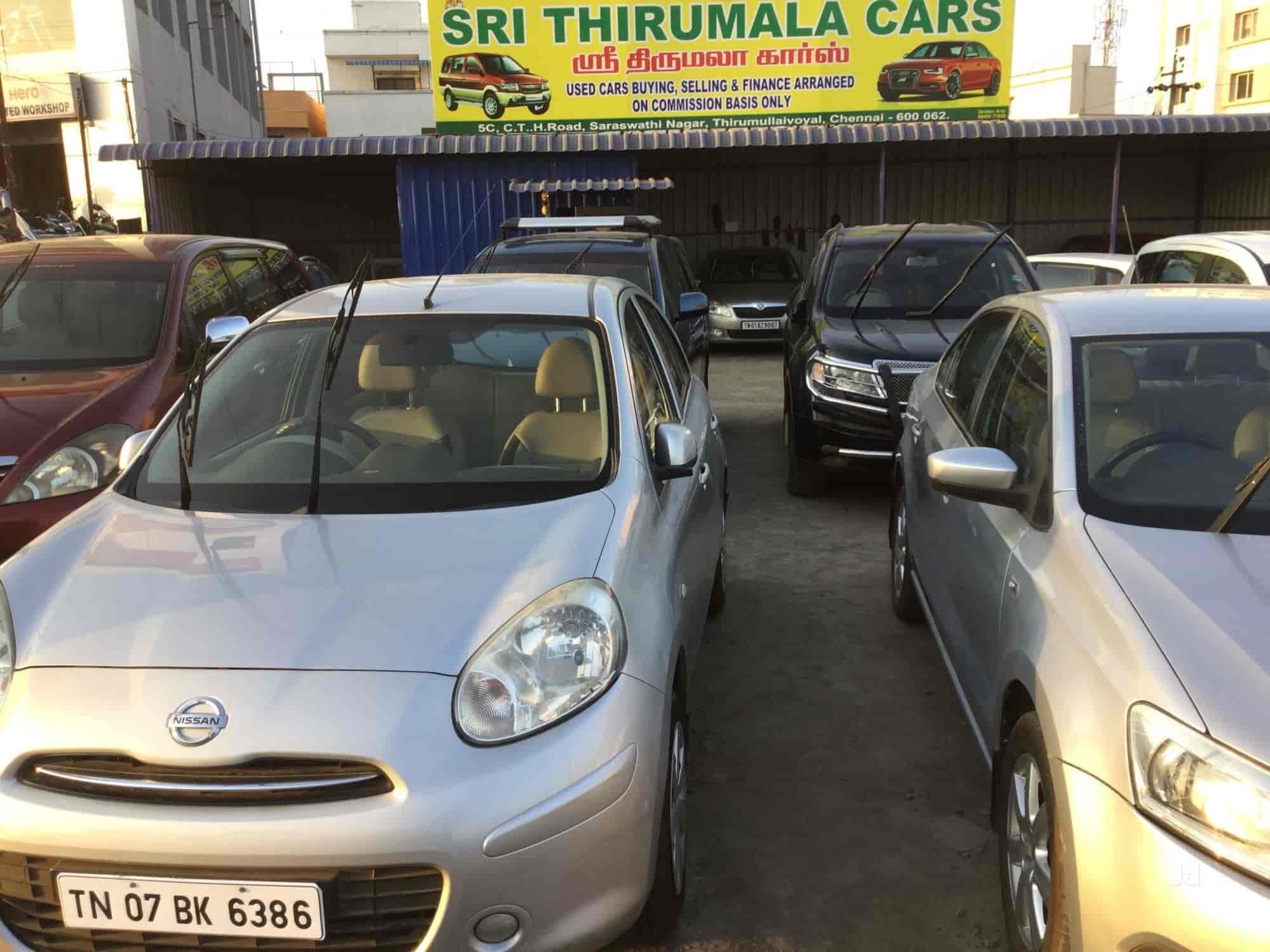 SRI Thirumala CARS, Thirumullaivoyal - Second Hand Car Dealers in ...