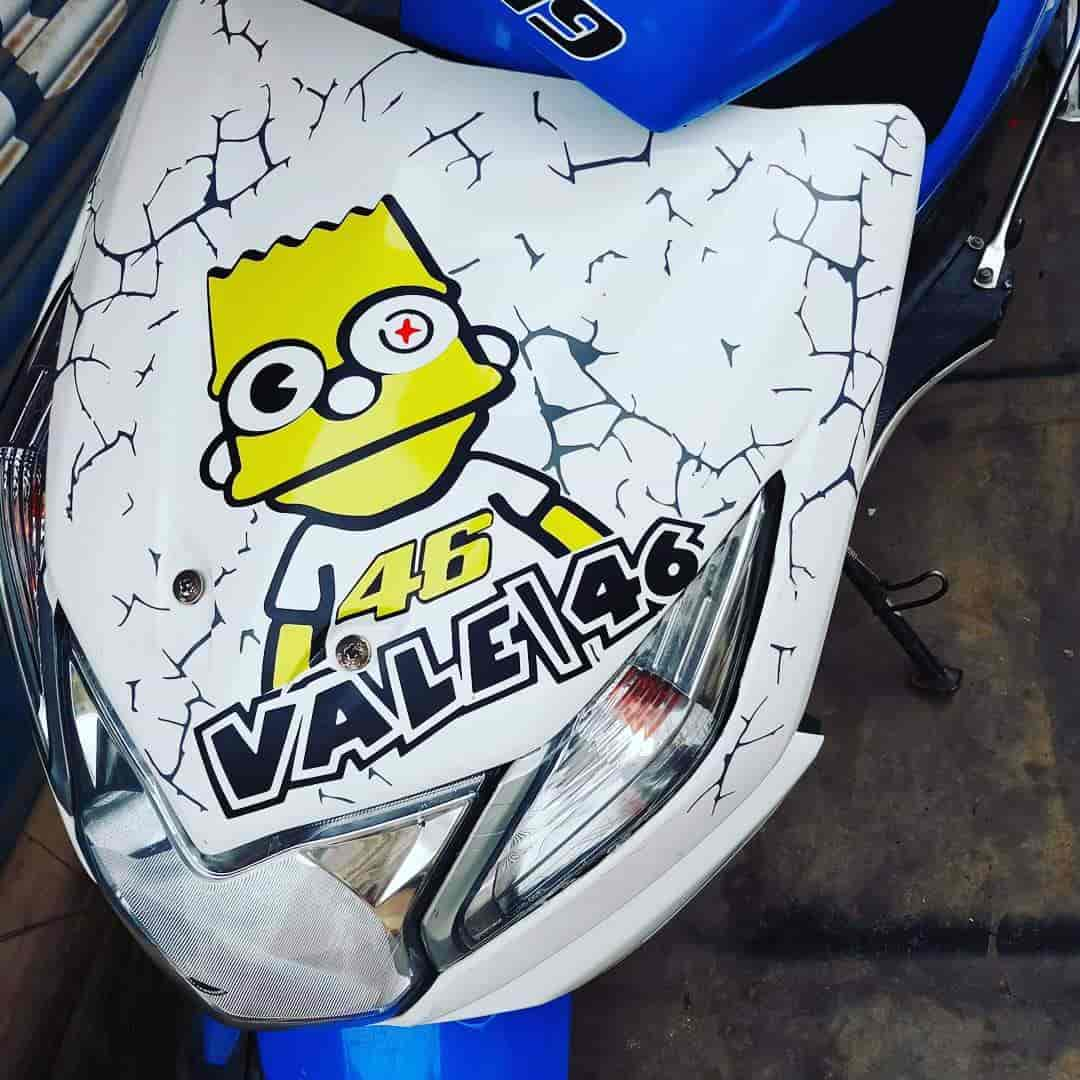New mega car bike accessories and stickers photos mannivakkam chennai car accessory