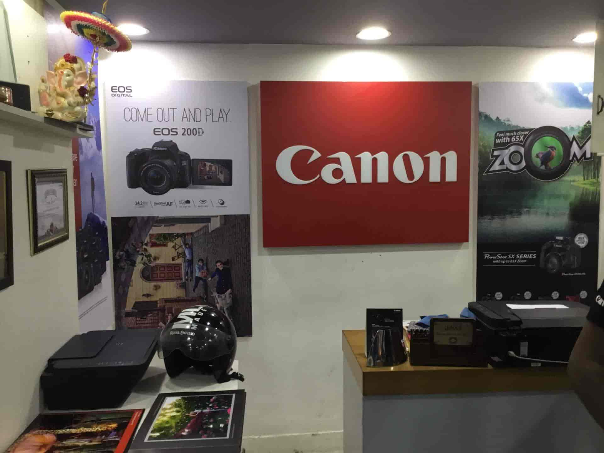 Cannon Image Square, Anna Nagar - Camera Dealers in Chennai - Justdial